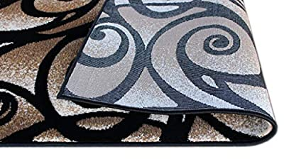 Modern Contemporary Area Rug Design Sculpture 241