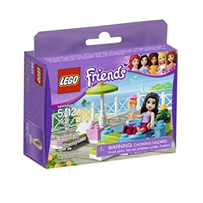 LEGO Friends Emma's Splash Pool 3931: Toys & Games