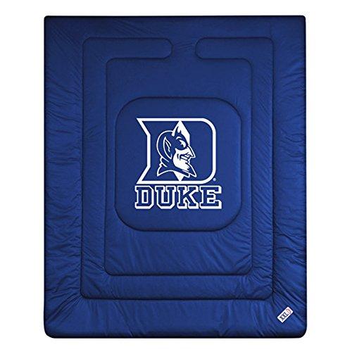 Sports Coverage NCAA Duke Blue Devils Locker Room Comforter Queen