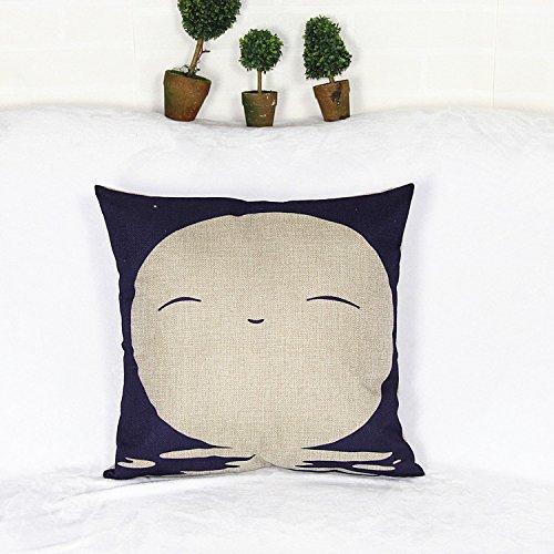 CH y CH IKEA funda de almohada de lino de síntesis moon ...