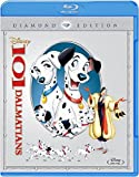 101 Dalmatians (Region A Blu-Ray) (Diamond Edition) (Hong Kong Version) English Language, Cantonese & Mandarin Dubbed / Chinese subtitled