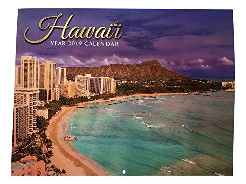 Long's Hawaii 2019 Hawaiian Twelve Month Calendar (Hawaii Island Scenes)