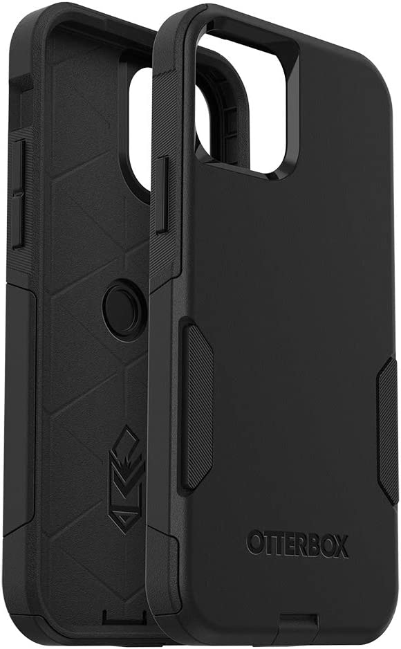 OtterBox Commuter Series Case for iPhone 12 & iPhone 12 Pro - Black