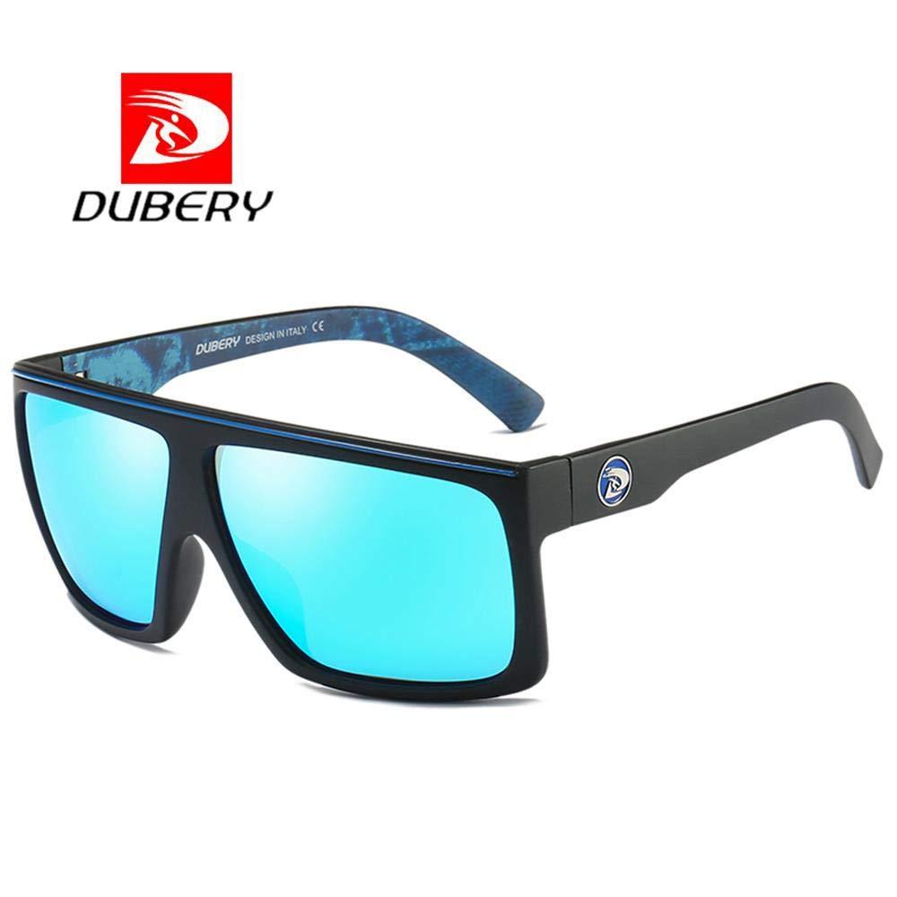certainPL Polarized Sports Sunglasses for Men Women Cycling Running Driving Fishing Golf Football Glasses (E)