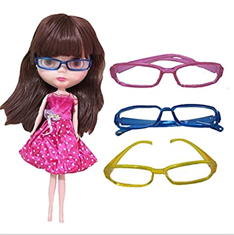18 Inch Doll Sunglass perfect for American Girl Dolls Eyeglass Accessories(1 pack)