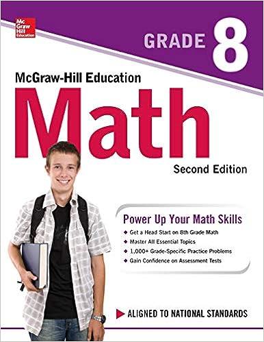Descargar Libros Para Ebook Mcgraw-hill Education Math Grade 8, Second Edition Mega PDF Gratis
