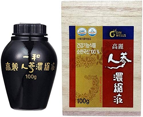 ILHWA 3.5oz 100g Korean Ginseng Concentrated Pure Extract