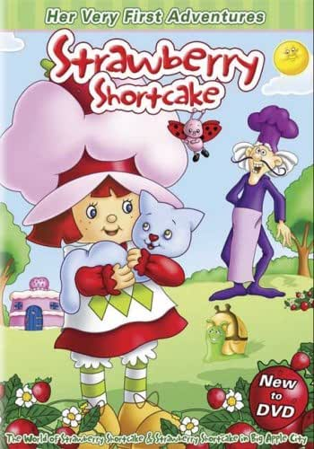 Strawberry Shortcake: The World of Strawberry Shortcake & Strawberry Shortcake in Big Apple City
