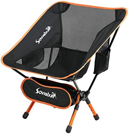 SOVIGOUR Folding Camping Chair