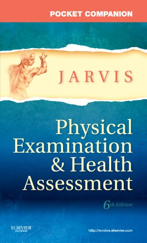 Pocket Companion for Physical Examination and Health Assessment (Jarvis, Pocket Companion for Physical Examination and Health Assessment)