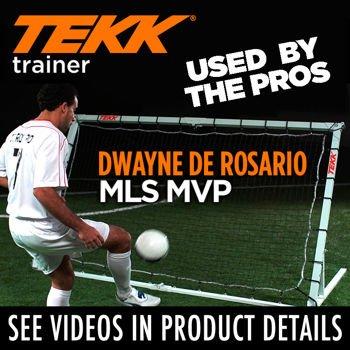 Tekk® Trainer Multi-Sport Pro Trainer with Bonus Target Net