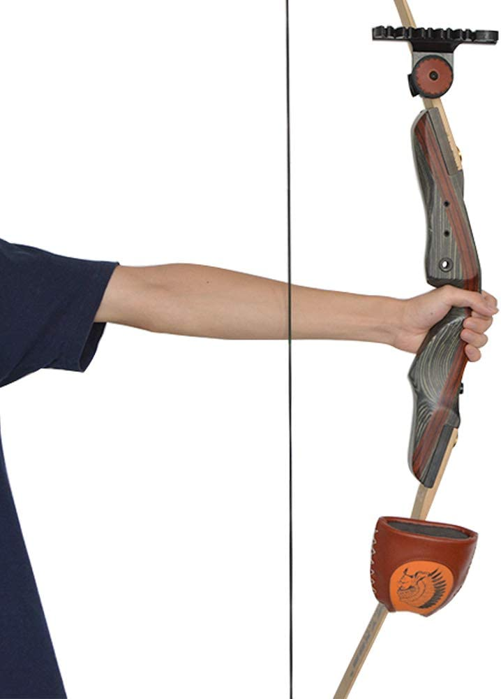 SANON Faretra Freccia Tiro con LArco Faretra Freccia Nera Accessorio Universale per Tiro con LArco Compound