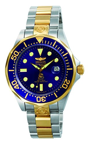 Invicta Men's 3049 Pro Diver Collection Grand Diver GT Automatic Watch by Invicta