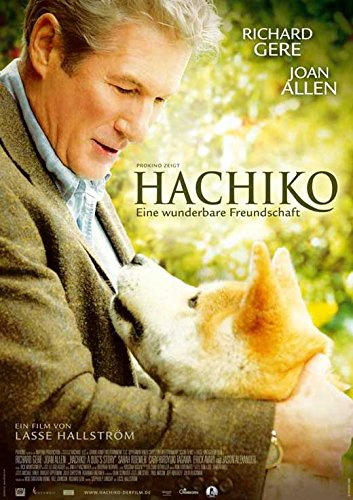 Hachiko: A Dog's Story (German ) POSTER (11