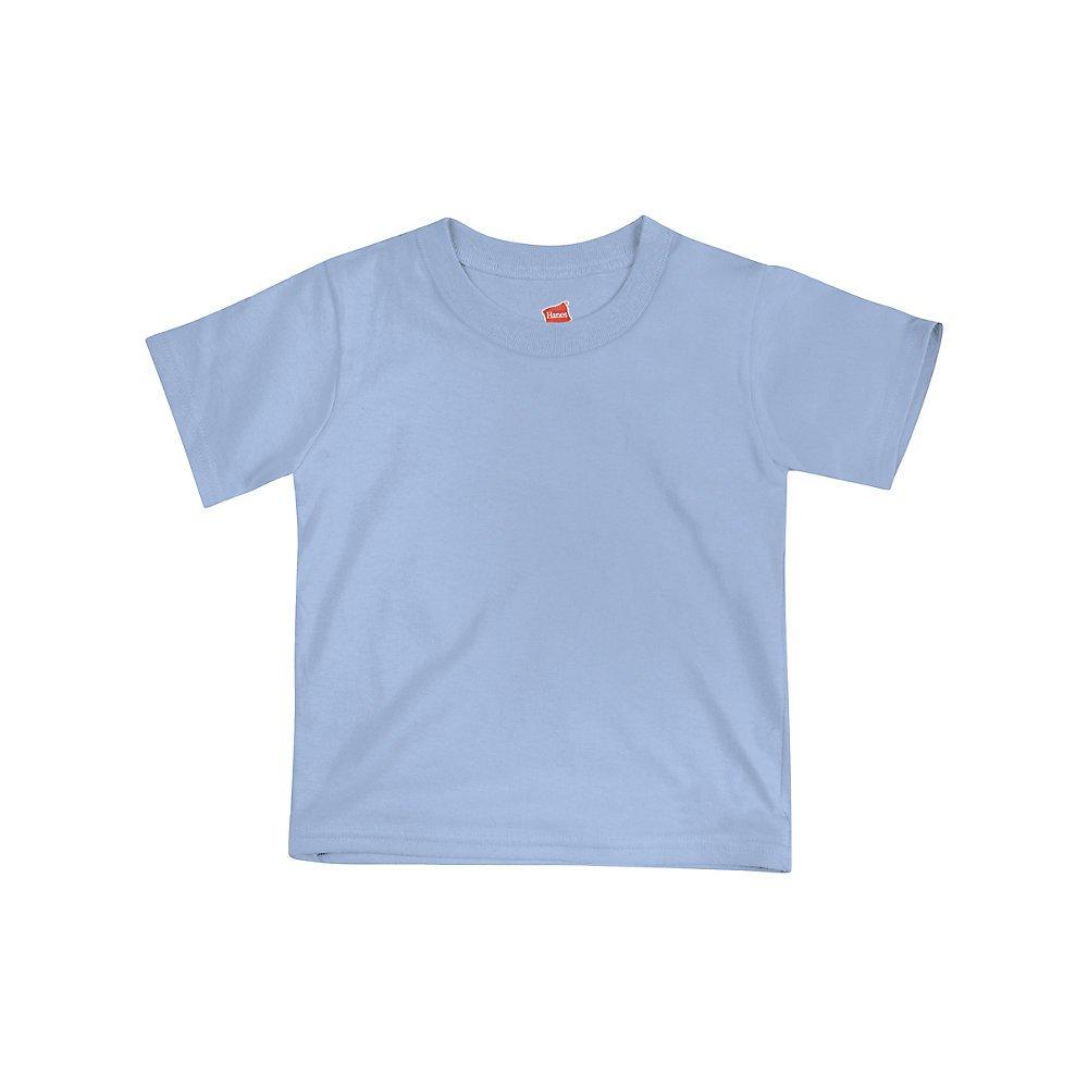 Hanes Playwear Toddler Tee 5.2 oz T120