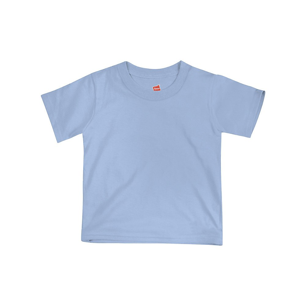 Hanes Boys 5.2 oz PLAYWEAR T-Shirt (T120)