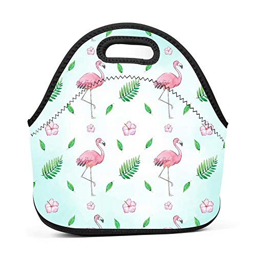GUANKMP Clear Fierce Bird Flower Lunch Bag Waterproof for sale  Delivered anywhere in USA