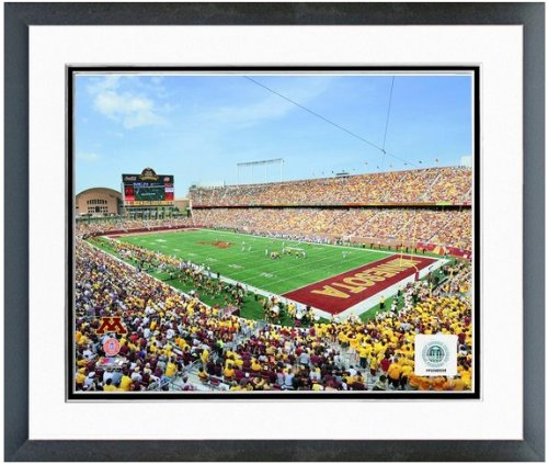 Minnesota Golden Gophers Tcf Bank Stadium Photo 12 5  X 15 5  Framed