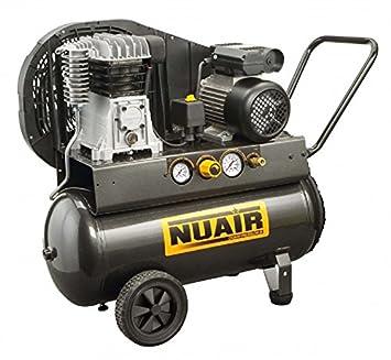 Compresseur d air à piston NUAIR réservoir de 50 litres monophasé de ... e9fafb8adbdd
