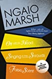 Front cover for the book Singing in the Shrouds by Ngaio Marsh