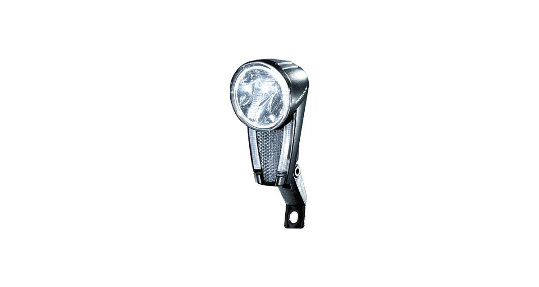 Trelock 8001833 - LS 875 trio 40 FD S/SL/A, Fanale anteriore per bicicletta, colore: Nero 4016167030787