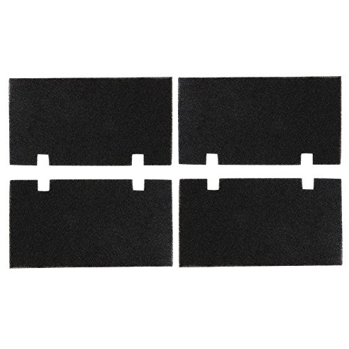 BougeRV 4 Pack RV A/C Filters Replacement 14