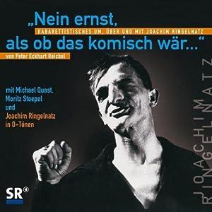 Kabarettistisches um, über und mit Joachim Ringelnatz Hörbuch