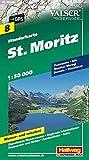 St. Moritz 8 hallwag (r) wp (Wanderkarte)