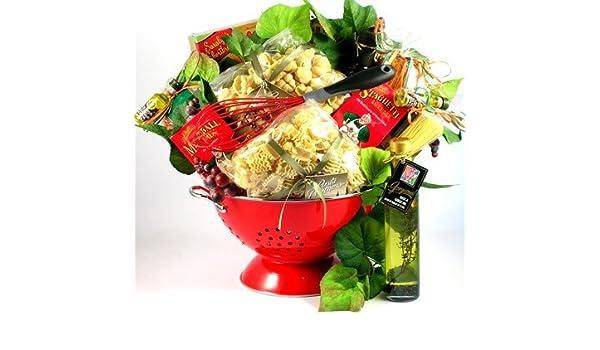 Amazon Just Like Grandma Made Deluxe Italian Foods Gourmet Gift Basket
