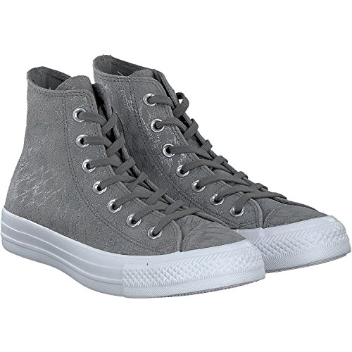 Baskets Star Mode All Converse Gris Gris Femme Hi w46InWOqZ