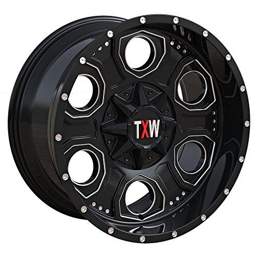 "TXW T0.06 Gloss Black Wheels (20x9""/6x135&139.7mm , +0mm Offset)"