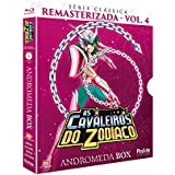 Cavaleiros Do Zodíaco- Cláss. Remast.- Andromeda / Box 04 -  [Blu-ray]-     3 Discos  / 26 Episódios