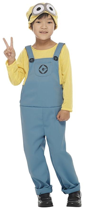 Disney Minions Costume - Minion Dave Costume - Child S Size  sc 1 st  Amazon.com & Amazon.com: Disney Minions Costume - Minion Dave Costume - Child S ...