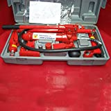 4 Ton Porta Power Hydraulic Body Frame Repair Kit Tools