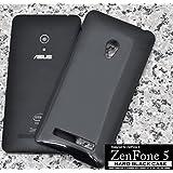 PLATA ※アウトレット※ ASUS ZenFone 5 ケース カバー ハードケース ゼンフォン 5 【 ブラック 黒 black 】