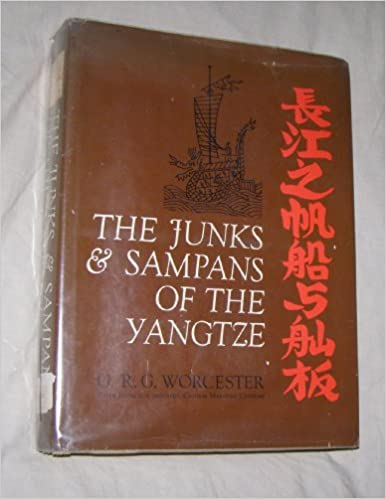 The Junks and Sampans of the Yangtze book pdf