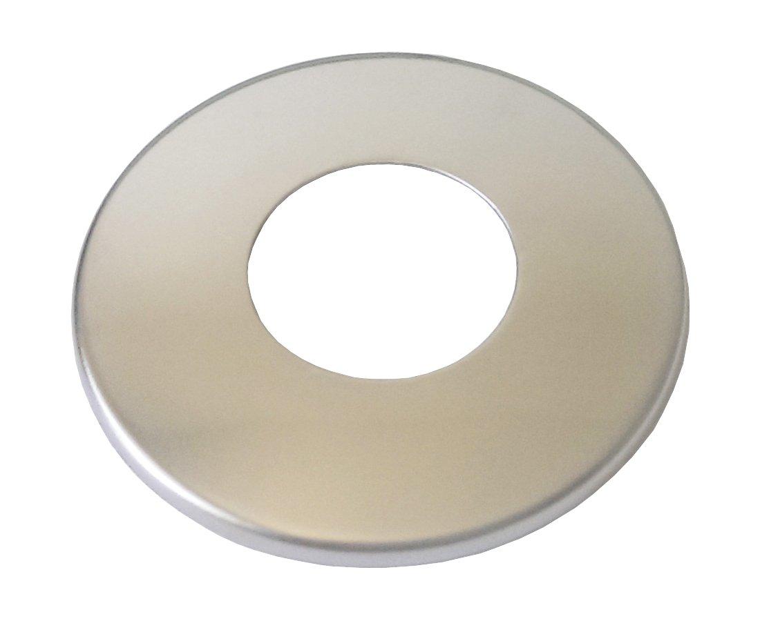 1/2 'cromada de acero inoxidable collar de cubierta de los tubos plumbing4home