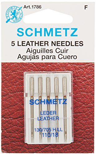 Leather Needles - 8