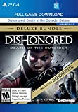 Dishonored: The Death of the Outsider Deluxe Edition - PS4 [Digital Code]