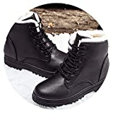 Pretty-sexy-toys Black Boots Women Winter Shoes Women's Boot Classic Style Ankle Boots