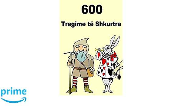 600 Tregime Te Shkurtra Albanian Edition Miss Bolimia Charlie