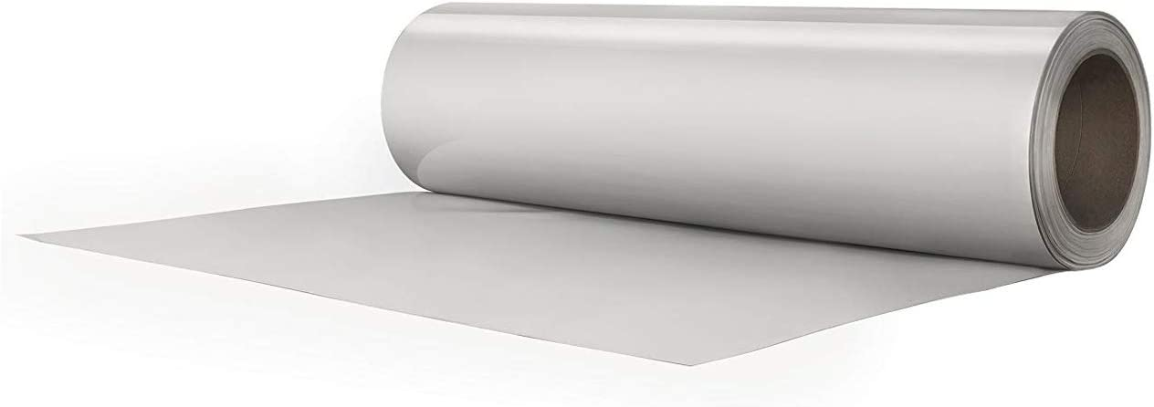 5 Foot Roofing Product Tough Grade 8.5 Arctic White RV Fiberglass Sidewall