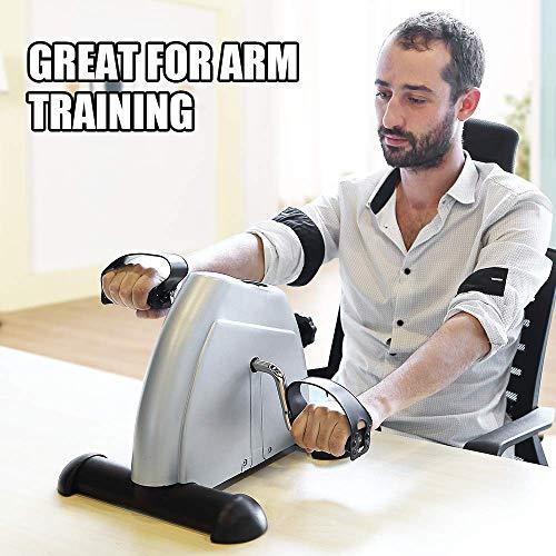 Pedal Exerciser Under Desk Mini Exercise Bike Arm Amp Leg