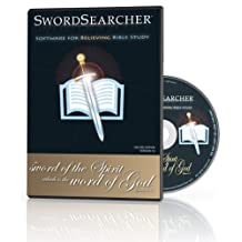 SwordSearcher Bible Software For Windows With Theology,Maps,Commentary: King James, Wycliffe, Darby,Textus Receptus, Luther, Easton, Fausset, Hitchcock,Strong,Spurgeon,Albert Barnes,Burkitt Clarke, Jamieson-Fausset-Brown,Keil and Delitzsch,Newell,Poole,Scofield,Spurgeon,John Wesley,Larkin, Bullinger, and more