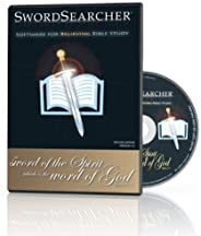 SwordSearcher Bible Software For Windows With Theology,Maps,Commentary: King James, Wycliffe, Darby,Textus Rec