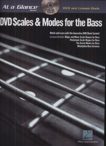Scales & Modes for Bass - Softcover Method