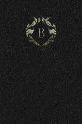 "Monogram ""B"" Meeting Notebook (Monogram Black 150 Meeting) (Volume 2) pdf"