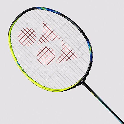 Yonex Astro X 2017 New Badminton Racket (Strung, Yellow)