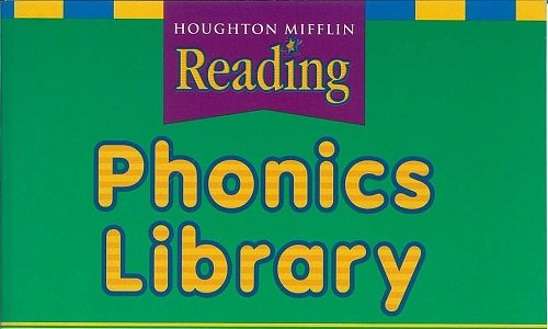 Houghton Mifflin Reading: The Nation's Choice: Phonics Library Take Home (Set of 5) Grade 1 Cat Sat Mat PDF