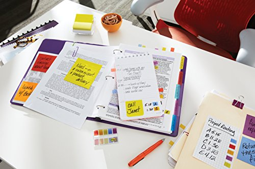 Post-it Super Sticky Notes, 3 in x 3 in, Marrakesh Collection, 24 Pads/Pack, 70 Sheets/Pad, Cabinet Pack (654-24SSAN-CP) Photo #3